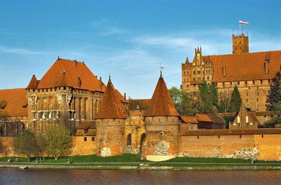 Ordensburg Marienburg