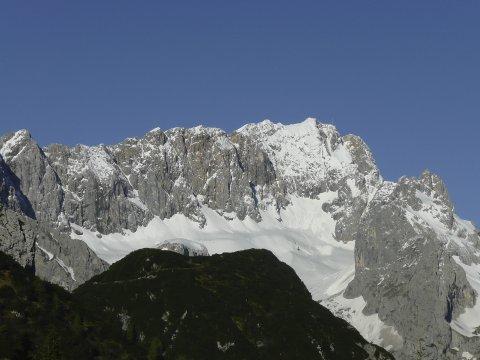 Zugspitze Jubilaeumsgrat 2