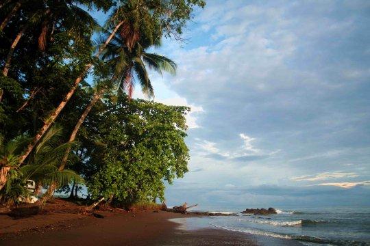 Costa-Rica-Südpazifik-Strand