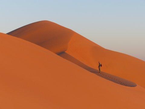 Oman-Rub-al-Khali-Wüstenaufstieg