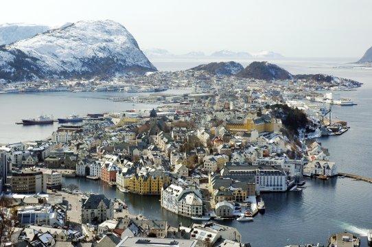 Norwegen Sunnmore Alesund Ski_2