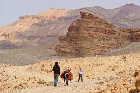 Wandern Petra Trekking_3