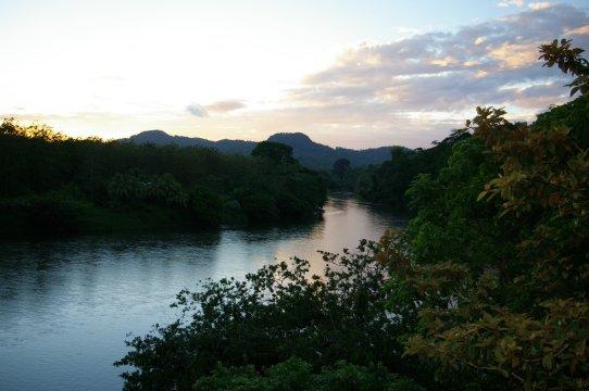 Costa-Rica-PedacitoDeCieloViewRiver
