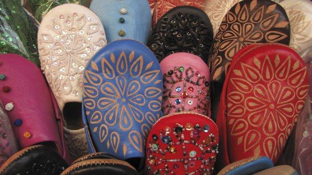 Babuschen Marokko_2