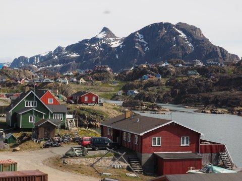 Sisimiut-Fjord