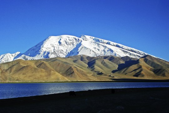 AS_ESP_Am_Karakul_See_mit_Mustagh_Ata_7546m