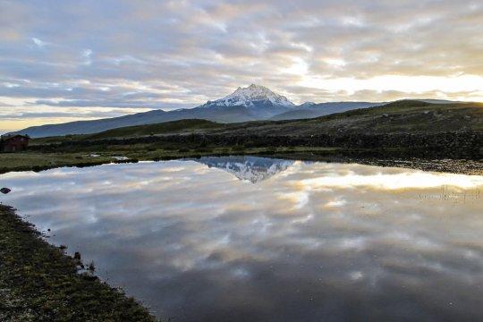 Vulkan Sincholagua