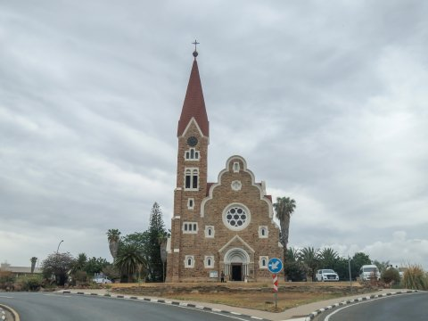 Namibia-Windhoek-Sightseeing-Namibia-Kapelle