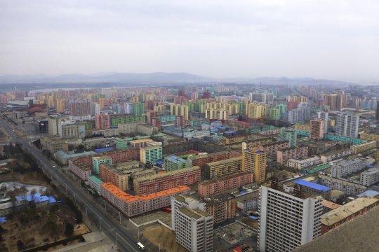 Nordkorea Pyongyang