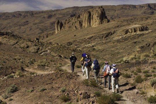 Trekking Saghro
