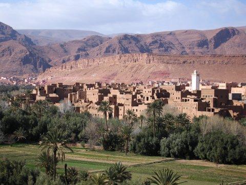 Marokko Mountainbike 2