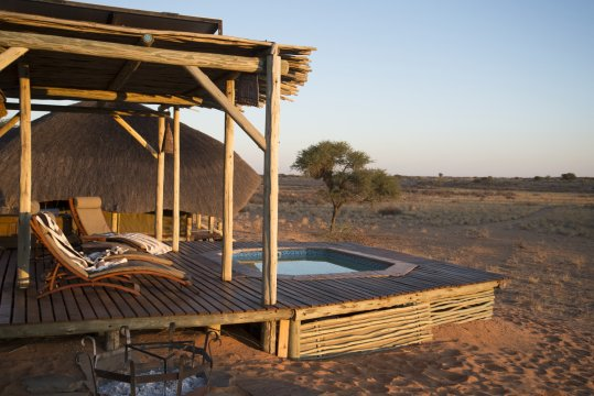 Kalahari Red Dune Pool