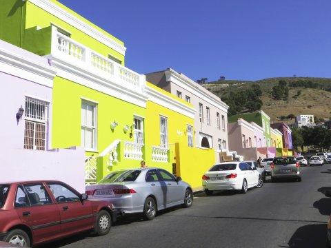 Suedafrika Kapstadt Bo Kaap_4