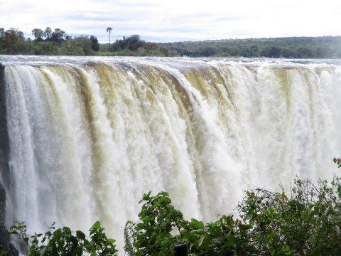 Botswana-Victoria-Falls