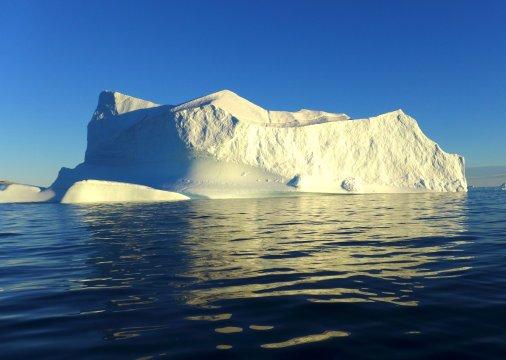 Eisberg im Polarstrom