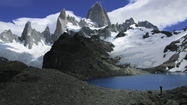 Laguna Torre Cerro Torre 2