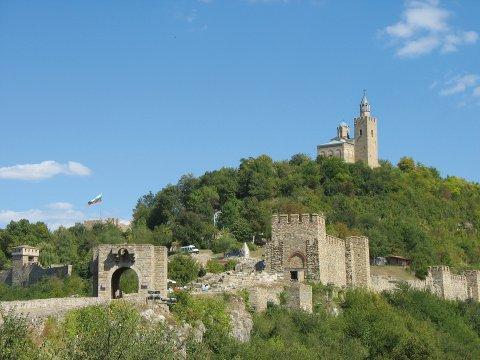 Festung von Veliko Tarnovo