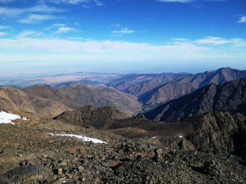 Marokko Toubkal Trekking