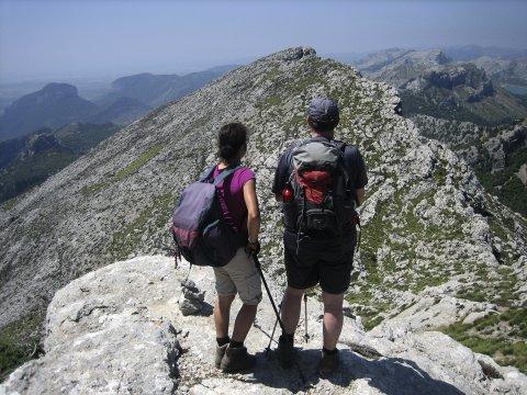 Bergwelt Serra de Tramuntana