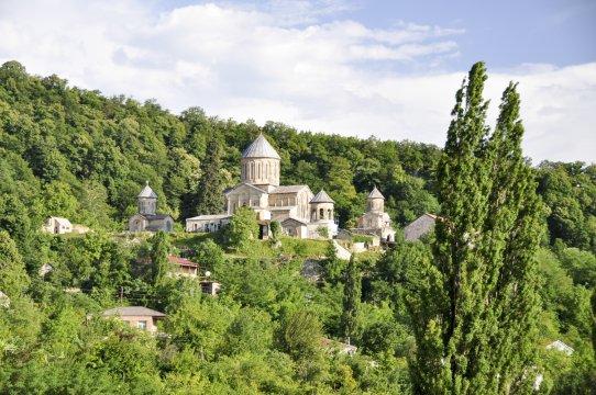 Das Kloster Gelati
