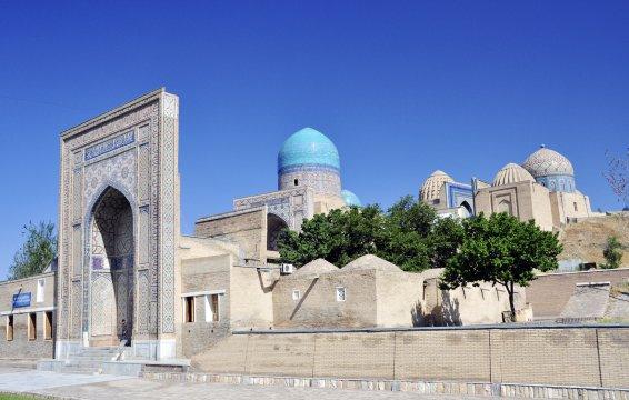 Shohizinda in Samarkand_2