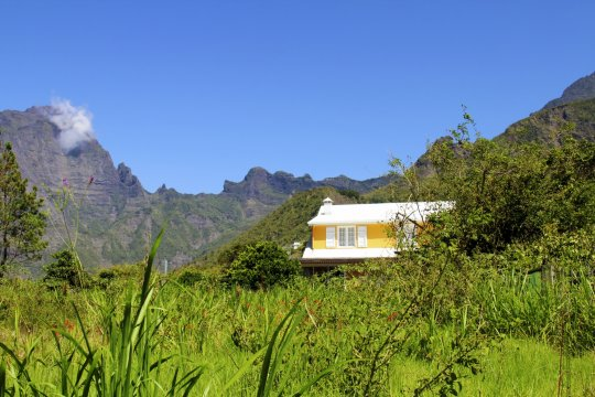 Kreolisches Haus in Cilaos_2