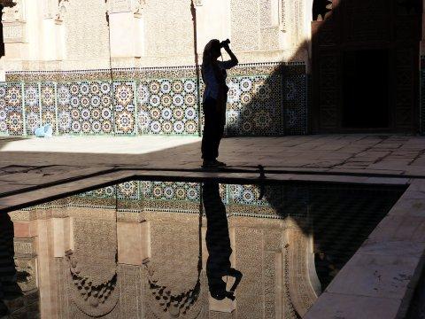 Medersa Ben Youssef Marrakech_2