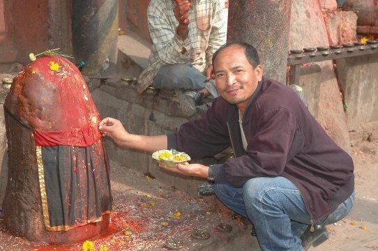 Reiseleiter Harka Tamang