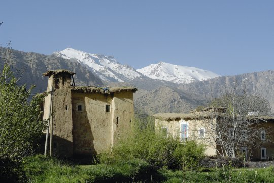 Ait Bouguemez Tal - das Tal der Glückseligen