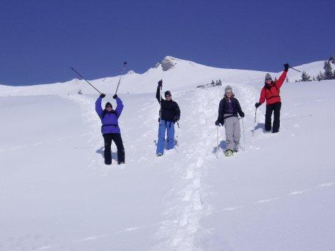 Schneeschuhwanderer_im_Abstieg