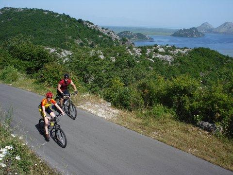 Montenegro-MTB_Am Skadarsee