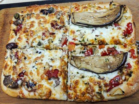 Ftira maltesische Pizza