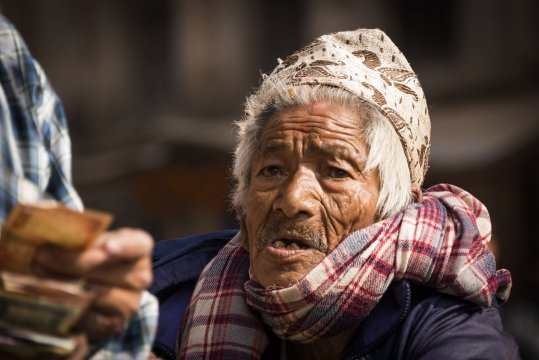 Alter Nepali