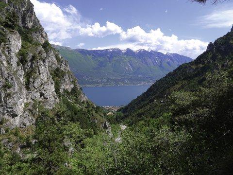 Wandern Gardasee 2