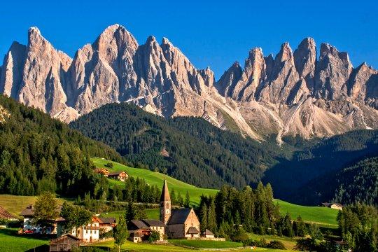 Italien - Südtirol - Geislerspitzen