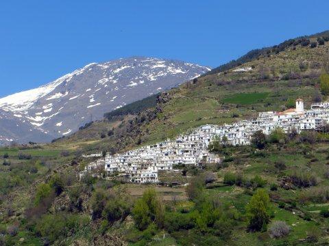 Weiße Dörfer der Sierra Nevada