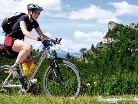 MTB Italien, Dolomiten