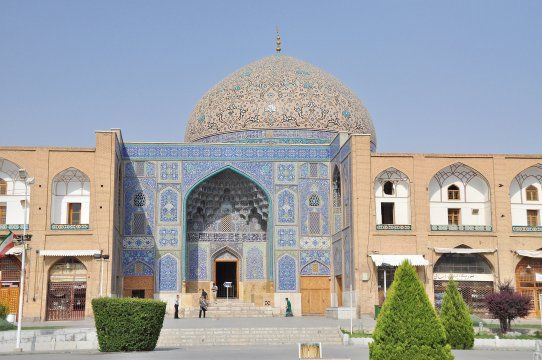 Moschee in IsfahanMoschee in Isfahan