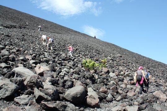 Aufstieg zum Cerro Negro_2