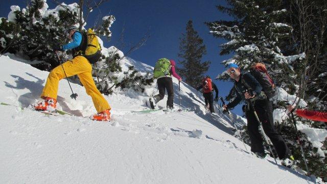 sterreich-Alpen-Ausbildung-Skitour-Spitzkehre