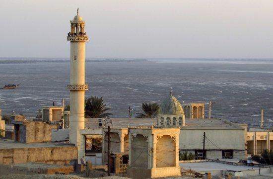 Laft auf der Insel Qeshm