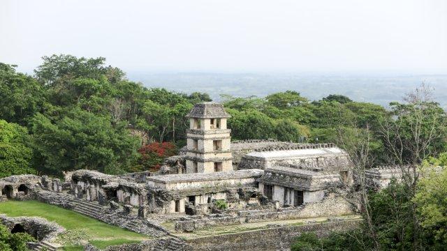 Mexiko Chiapas Palenque_2