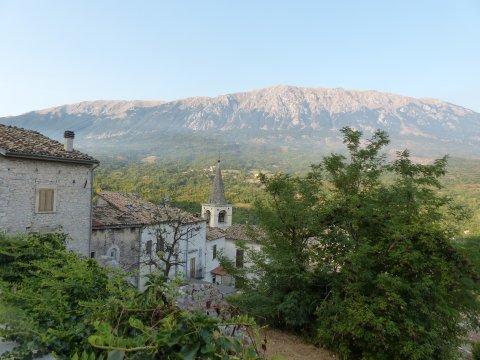 Caramanico_Terme_Blick_auf_Morone_Gebirge