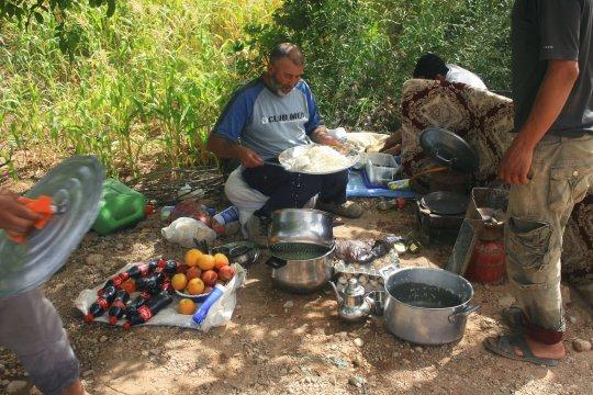 Mgoun Kochmannschaft