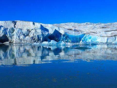 Eisberg in Nagtivit