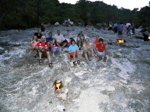 Die Flammen von Chimaira