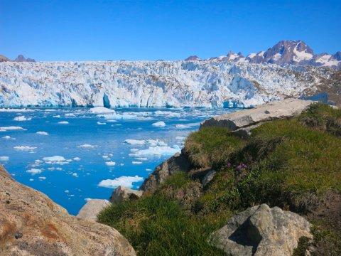 Am Knud-Rasmussen-Gletscher
