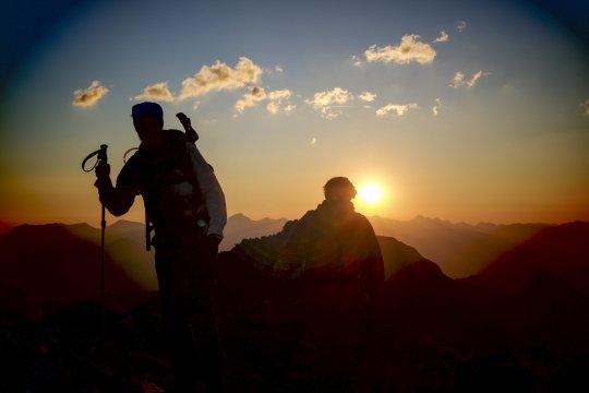 Morgenstimmung in den Pyrenäen_2