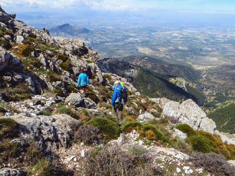 Ausblicke Sierra Nevada