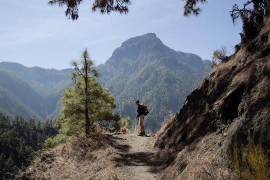 Ausblicke auf La Palma